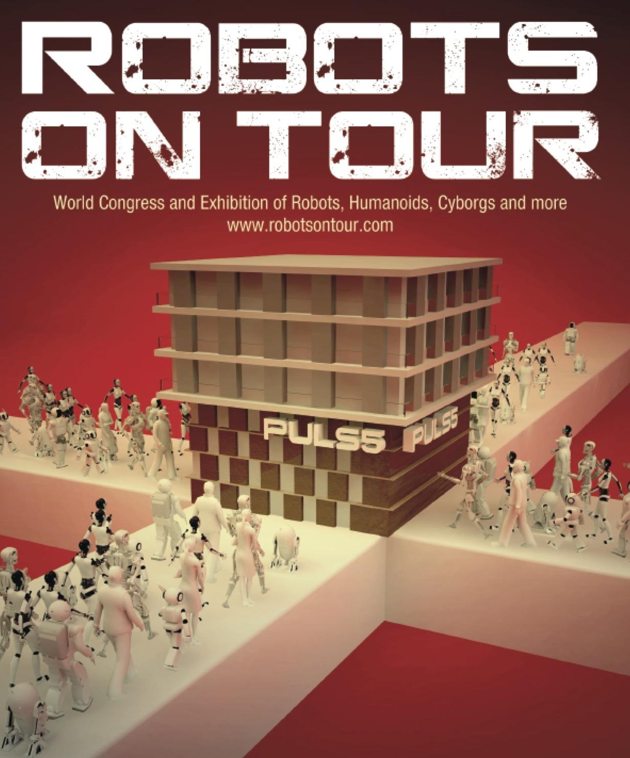 robots on tour