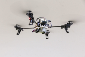 Image of quadrotor