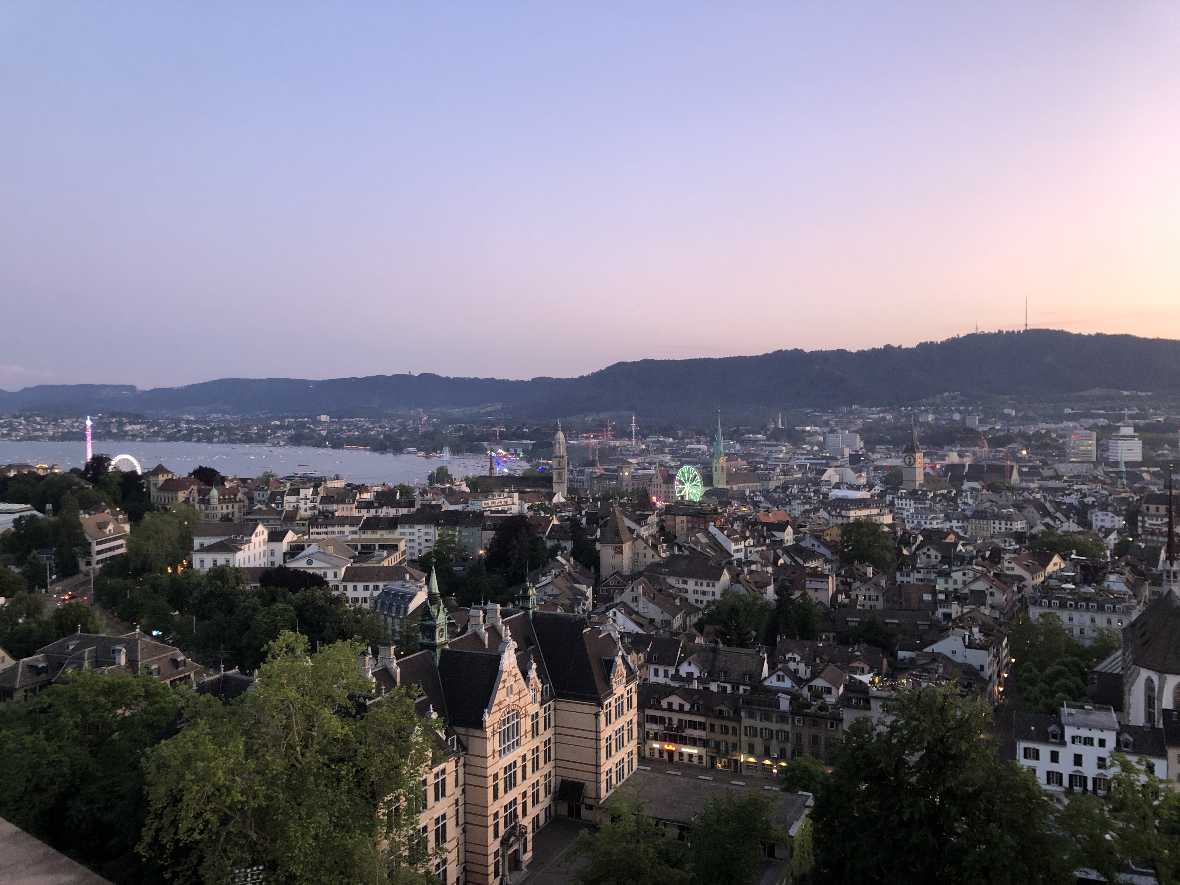 CAS in Big Data and Machine Learning - Abschlussfest Zürich 2020