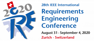 RE'20 Conference Logo