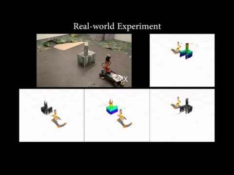 Information Gain Metrics for Active 3D Object Reconstruction