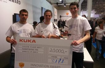 Kuka Innovation Award