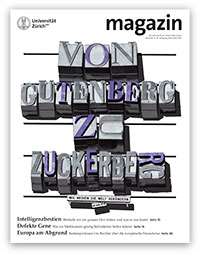 Magazin Title Page
