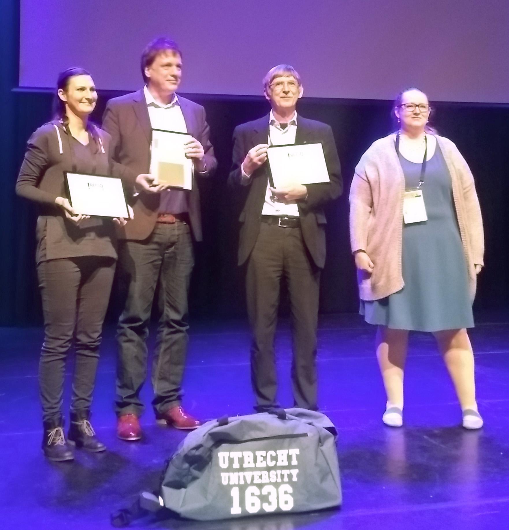 REFSQ 2018 Award