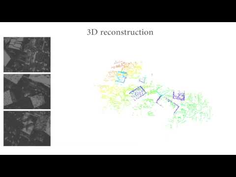 EMVS: Event-Based Multi-View Stereo - 3D Reconstruction with an Event Camera in Real-Time